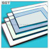 verres de sûreté Tempered en verre Inférieur-e de 4-10mm pour le mur rideau