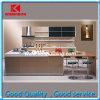 De madeira modernos por atacado do disconto cozem o armário de cozinha envernizado (KDSLC002)