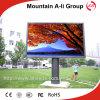 Het hoge Waterdichte P10 OpenluchtScherm van de Vertoning van de ONDERDOMPELING