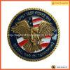 Militärandenken Anti-Bronze 3D Metallmünzen-Marine-Münze (JINJU16-035)