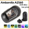 Ambarella A2 Mini 0801 Balck Box DVR Camera 1.5-Inch Full HD 108op mit GPS