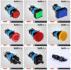 Hbs1-a Series 16m m Momentary Metal Push Button Switchwith LED Waterproof