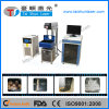 macchina dinamica della marcatura del laser del CO2 300W per il marchio su plastica