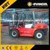 Chariot élévateur diesel hydraulique Cpcd50 de 5 tonnes