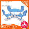Selling quente 4 Seaters Outdoor Benches Leisure Chair para Playground