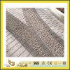 De natuurlijke Grijze Straatsteen van de Rand van het Graniet (YQC)