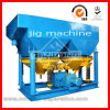 Machine de gabarit de matériel d'extraction au fond pour la séparation d'or