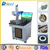 Разрешение лазера 20With30W Markers CNC Machines Fiber лазера Marking Steel Metal Tools