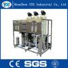 Maquinaria accionada por motor eléctrica de la purificación del agua con el sistema del RO