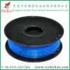Azul transparente de color 3D para impresión en PLA Filamentos