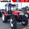 4X4セリウムが付いているコンパクトな農業トラクター