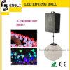 Wasserdichte RGBW 4in1 DMX LED anhebende Kugel für im Freien (HL-054)