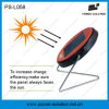 Lâmpada de mesa solar qualificada com 2 da garantia de Rechargeble anos de luz da bateria