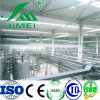 Продукция молока длинной жизни обрабатывая делающ завод для того чтобы выровнять машинное оборудование