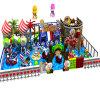 Campo da giuoco molle dell'interno 2016 della sosta di divertimento dei bambini di tema della giungla di Vasia