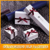 Empaquetado de encargo blanco de la joyería (BLF-GB507)
