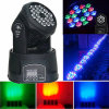 18PCS LED Moving Head Wash Light