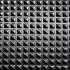 Пирамида шаблон Anti-Slip резиновый коврик