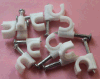 UL Qualified Nylon66 14mm Wall Cable Clips