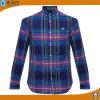 Chemises 100% occasionnelles de longue mode de chemise de coton d'OEM pour les hommes