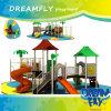 Instalaciones al aire libre del patio de los niños coloridos del modo de Multiplay