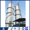 Energiesparendes Lime Calcination Plant Shaft Kiln mit 50-500 Tpd