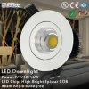 Regelbare 7W leiden onderaan Lichte Dimmable Downlights