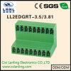 Pluggable разъем терминальных блоков Ll2edgrt-3.5/3.81