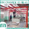 De Kbk do feixe guindaste 2016 de ponte flexível 0.25 toneladas