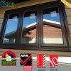 Amostra livre UPVC Windows, janela interna do Casement da abertura
