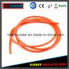 200 gradi termoresistenti di 2.5mm di silicone del collegare rivestito della gomma