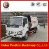 Isuzu 4X2 120HP 5m3 Compactor Garbage Truck