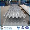 3003 Aluminum ondulato Sheet Plate per Roofing