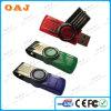 Neues kundenspezifisches Zeichen-fördernder Metallaktien USB-Steuerknüppel