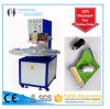 Ce reconnu, machine à emballer en plastique à haute fréquence d'ampoule de trois stations pour l'emballage de module d'ampoule de PVC, de Chine