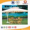 Modren 정원 놓이는 대나무 가구 우산 테이블 의자 (UL-720)