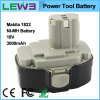 3000mAh Makita Rechargeable Power Tool Backup Battery 1822