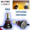 車LED Light 80W 8000lm H1 H11 H4 LED Headlight Kit、9004 9007 9005 9006 H13 LED Headlight Bulbs
