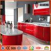 La cucina moderna progetta la bobina di alluminio di alta lucentezza materiale