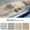 Outdoorのための最もよいSell Mixed Color Marble Mosaic Tile