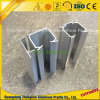 Profil en aluminium de longeron de Customzied Guid pour la fabrication de portes de Module