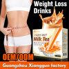 茶焼き付ける脂肪の細く、減量のためのミルクの茶