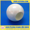 Válvula de esfera Polished do Zirconia e da alumina