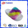 Pistone esterno delle donne del PVC dell'alta piattaforma superiore di colore del Rainbow (TNK35738)