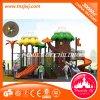 Niños al aire libre Playsets del parque de atracciones de los niños