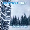Neumáticos de coche de invierno Neumáticos \ neumático de nieve \ tachonado de la nieve con el producto seguro de responsabilidad