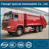 De gespecialiseerde Vuilnisauto van de Verspiller van de Pers van de Vrachtwagen van Sinotruk HOWO van het Voertuig
