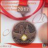 Su ordinazione la medaglia del ricordo placcata bronzo antico della pressofusione