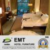 Mobilia di legno della stanza della doppia base dell'hotel della stella impostata (EMT-HTB08-4)