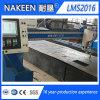 CNC van de brug De Scherpe Machine van het Plasma van de Staalplaat
